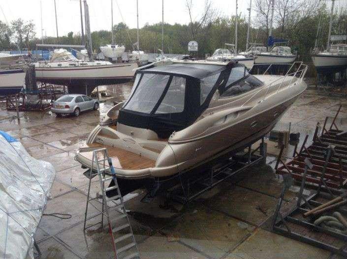 Yacht Maintenance Hamble