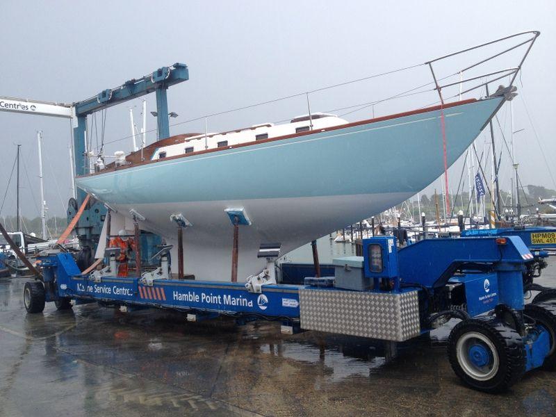Boat maintenance Portsmouth