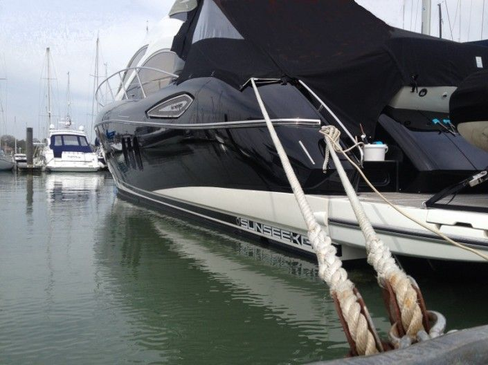 Boat & Yacht Restoration