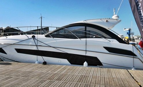 Luxury Yacht Repair Hampshire