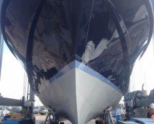 Yacht Refits Hampshire Fibreglass Boat Repairs Hampshire