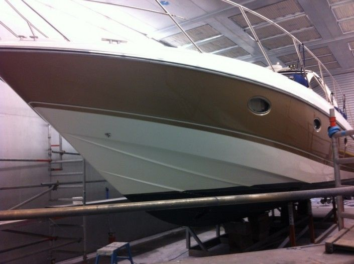 Hampshire Ship Restoration