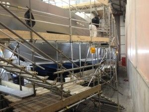 Luxury Yacht Repair Hamble