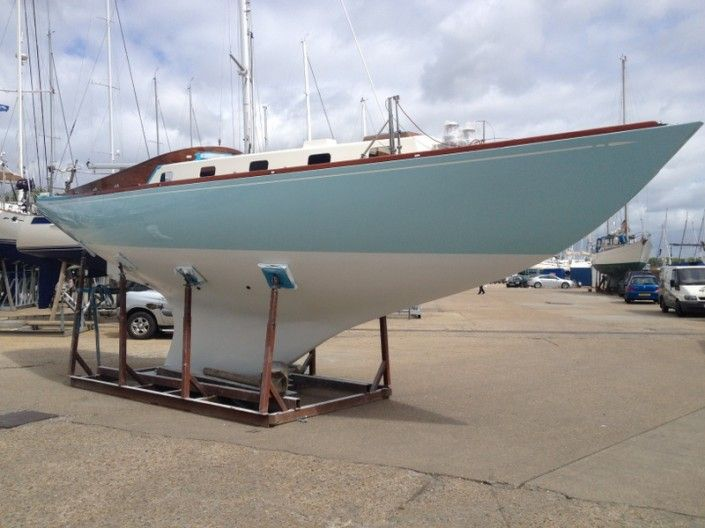 Boat Restoration Hamble