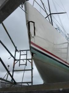 Yacht Maintenance in Hamble Marina