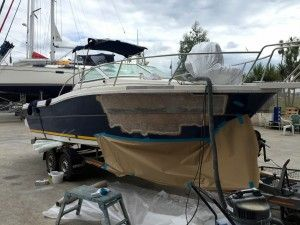 Luxury Yacht Refit Portsmouth