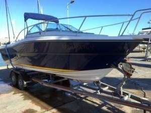 Boat Damage Repairs