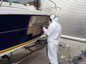 Yacht Painting Portsmouth