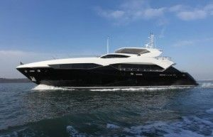 Yacht insurance repairs on the Solent